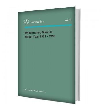 Mercedes Benz Vehículos todo terreno | Introducción al servicio postventa | W460