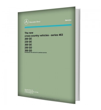 Mercedes Benz Service Manual Chassis & Body Series 116 | Volume 2