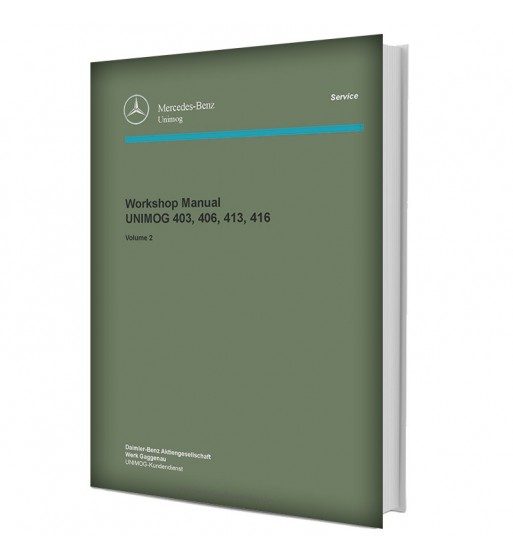 Mercedes Benz Service Manual Chassis & Body Model 201
