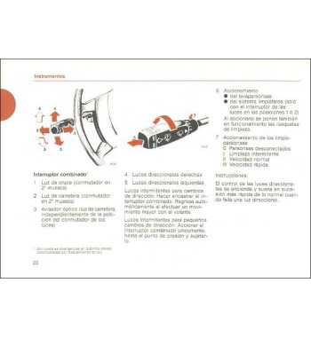 Mercedes Benz 240 D Manual | Owner's Manual | W115