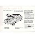 Manual Mercedes Benz 200 E | Owner's Manual | W124