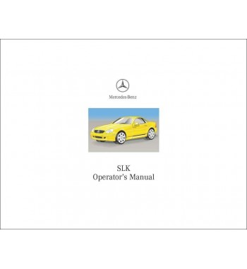 Mercedes Benz C 320 4Matic Manual | Owner's Manual C-Class | W203