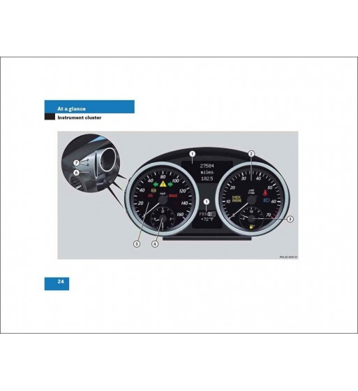 Mercedes Benz CLK 320 Manual | Operator's Manual CLK Coupé | W208