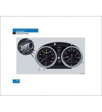 Manual Mercedes Benz CLK 320 | Operator's Manual CLK Cabriolet | W208