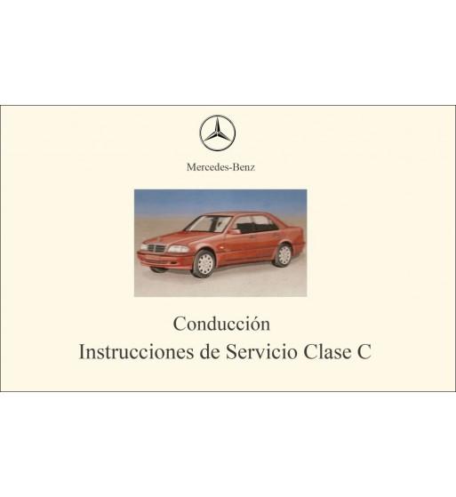 Manual Mercedes Benz E 320 CDI | Instrucciones de Servicio Clase E | W210