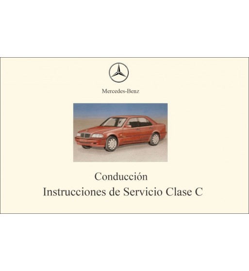 Manual Mercedes Benz E 320 | E-Class Operator's Manual | W210