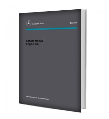 Mercedes Benz Service Manual Engine 103