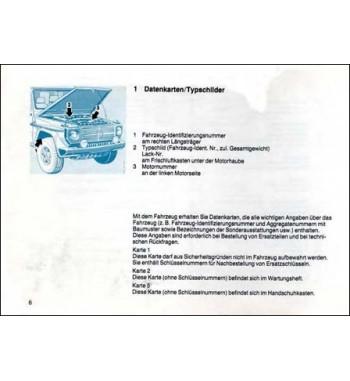 Mercedes Benz 300 GD Manual | Betriebsanleitung | W460