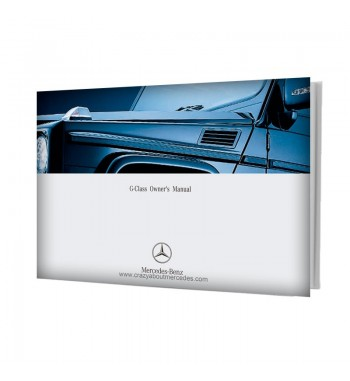 Mercedes Benz G-Class Owner's Manual | W463