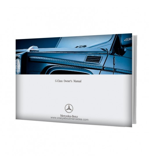 Mercedes Benz G-Class Owner's Manual W463