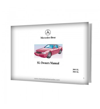 Mercedes Benz SL Owner's Manual R129