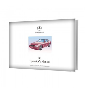 Mercedes Benz SL Operator's Manual R129