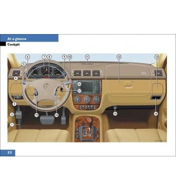Mercedes Benz  Operator's Manual M-Class W163
