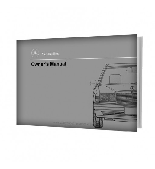 Mercedes Benz Owner's Manual W201