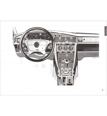 Manual Mercedes Benz Instrucciones de Servicio W201