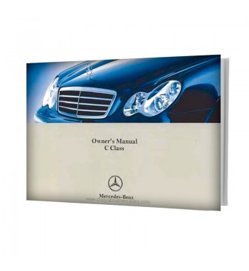 Mercedes Benz Owner's Manual C-Class W203
