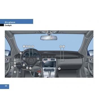 Mercedes Benz Operator's Manual C-Class Sport Coupe W203