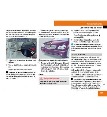 Manual Mercedes Benz Instrucciones de Servicio Clase C W203