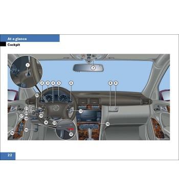 Mercedes Benz Operator's Manual C-Class Sedan W203