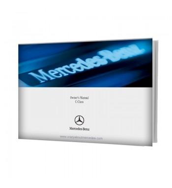 Mercedes Benz Owner's Manual C-Class W204