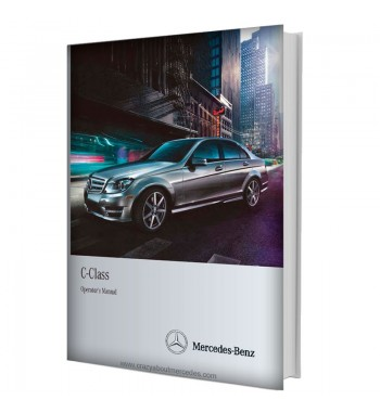 Mercedes Benz C-Class Operator's Manual W204