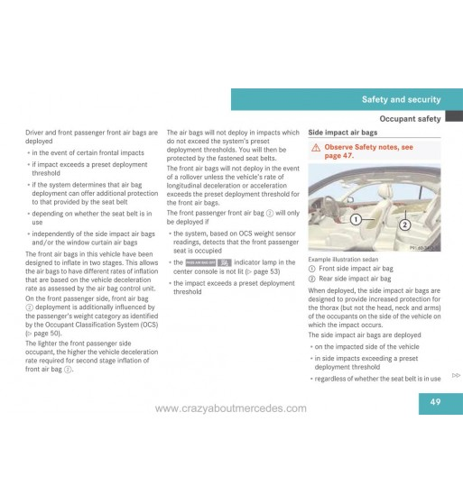 Mercedes Benz Workshop Manual   UNIMOG 403 406 413 416   Volume 2