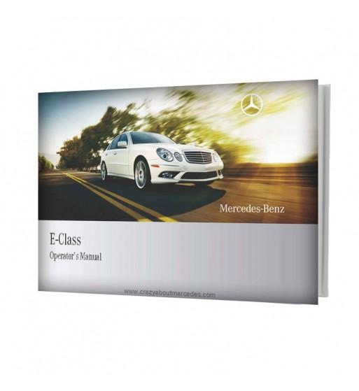 Mercedes Benz E-Class Operator's Manual W211
