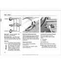 Mercedes Benz 280 SE Manual | Instrucciones de Servicio | W116