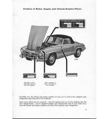 Mercedes Benz 300 E 4Matic Manual | Owner's Manual | W124
