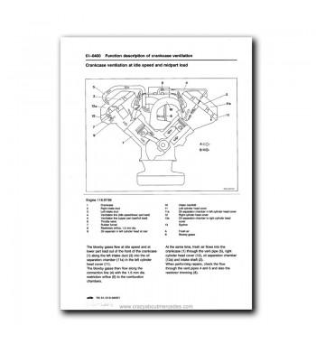 mercedes w140 service manual pdf