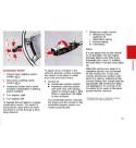 Mercedes Benz 400 SE Manual | Instrucciones de Servicio | W140