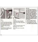 Manual Mercedes Benz 500 SEL | Instrucciones de Servicio | W140