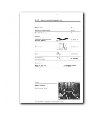 Mercedes Benz Service Manual Engine 601