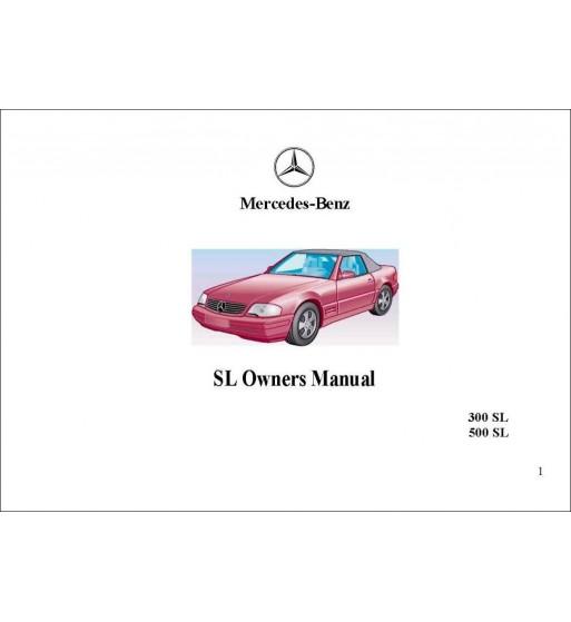 Mercedes Benz ML 320 CDI Manual | Instrucciones de Servicio Clase M | W164