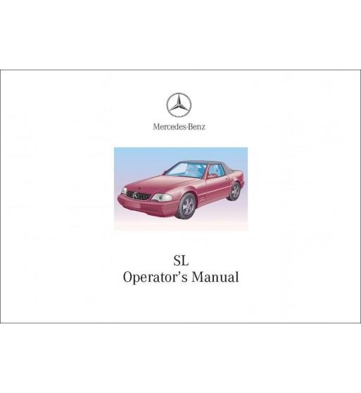 Mercedes Benz ML 500 Manual | Instrucciones de Servicio Clase M | W164