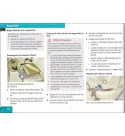 Manual Mercedes Benz C 220 CDI | Instrucciones de Servicio Clase C | W202