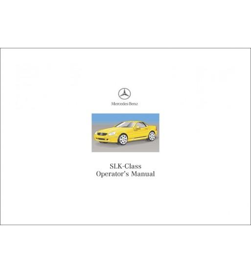 Mercedes Benz C 230 Kompressor Sportcoupé Manual | C-Class Sportcoupé Operator's Manual | W203