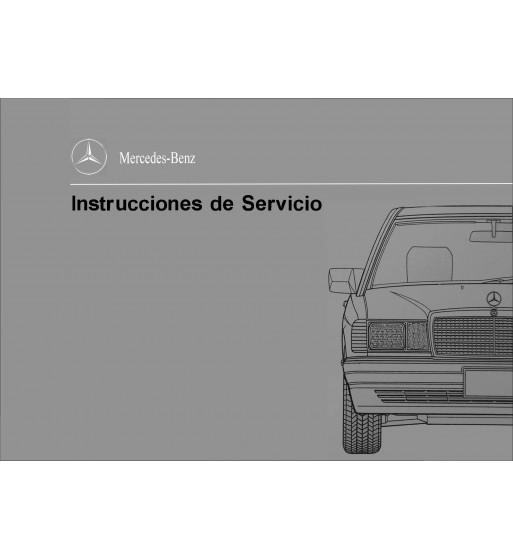 Manual Mercedes Benz E 55 AMG | Instrucciones de Servicio Clase E | W210