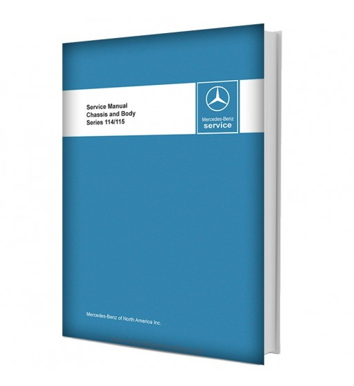 Mercedes Benz Star Classic Service Manual Library | Volume 2 Disc 1