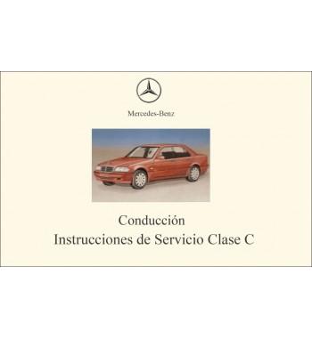 Mercedes Benz C 200 Diesel Manual   Instrucciones de Servicio Clase C   W202