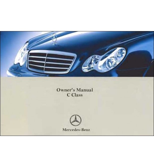 Mercedes Benz E 240 4Matic Manual | Instrucciones de Servicio Clase E | W211