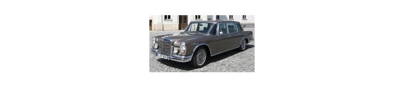 Manuales Mercedes Benz 600 Serie W100 | PDF