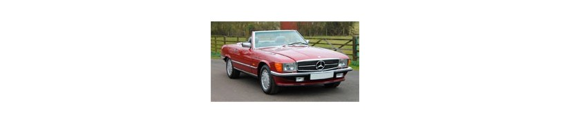 Mercedes Benz SL-Class R107 Series Manuals | PDF