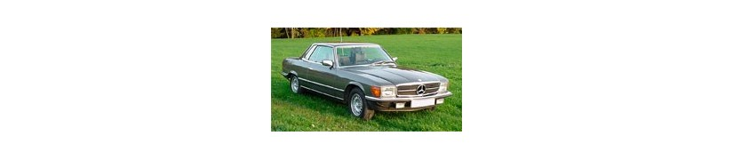 Mercedes Benz SLC-Class C107 Series Manuals | PDF