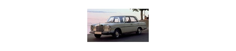 Mercedes Benz S-Class W108 Series Manuals | PDF