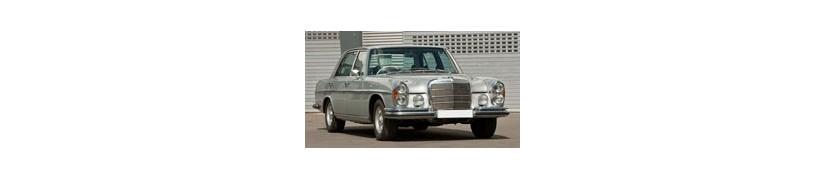 Manuales Mercedes Benz Clase S Serie W109 | PDF