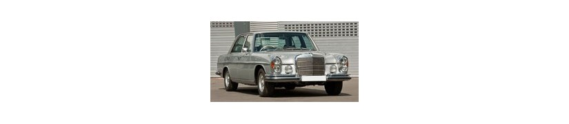 Mercedes Benz S-Class W109 Series Manuals | PDF