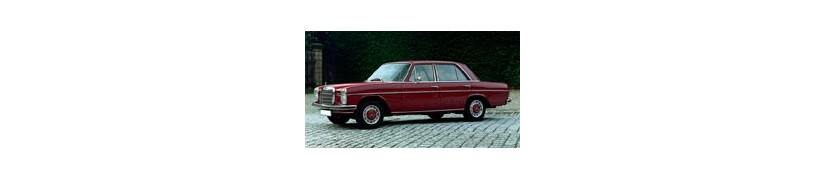 Mercedes Benz E-Class W115 Series Manuals | PDF