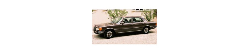 Mercedes Benz S-Class W116 Series Manuals | PDF