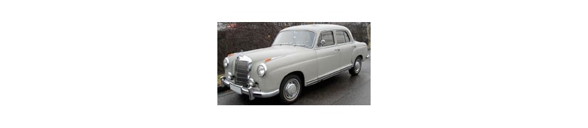 Mercedes Benz E-Class W121 Series Manuals | PDF